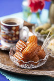Oriental sweets Stock Photography