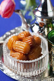Oriental sweets Stock Photos