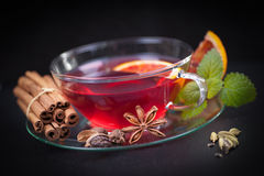 Oriental tea Royalty Free Stock Image