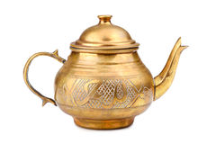Oriental teapot Royalty Free Stock Photos