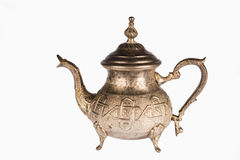 Oriental teapot Stock Images