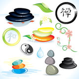Oriental theme Stock Photo