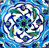 Oriental tiles Royalty Free Stock Photos