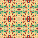 Oriental traditional ornament. Seamless pattern Royalty Free Stock Images