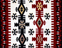 Oriental Turkish carpet pattern Stock Photo