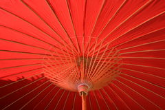 Oriental Umbrella royalty free stock photos