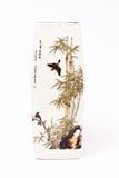 Oriental Vase Royalty Free Stock Image