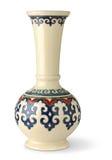 Oriental vase Stock Image