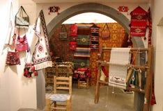 Oriental weaving royalty free stock photo