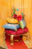Oriental wedding cake Royalty Free Stock Photo