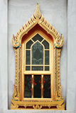 Oriental window Royalty Free Stock Photography