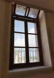 Oriental window Stock Image