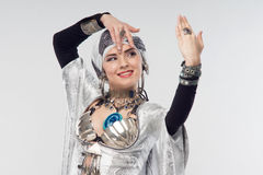 Oriental woman Royalty Free Stock Photography