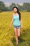 Oriental women royalty free stock photo