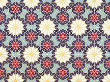 oriental wzór Obraz Royalty Free
