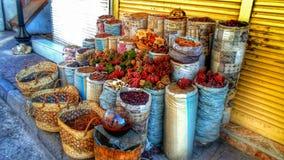 Orientale piccante nell'Egitto, Africa fotografie stock