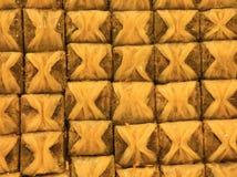 Orientalische Bonbons am Basar Stockfotos