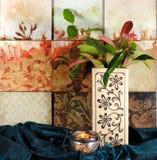 Orientalische Dekorationnachrichten Lizenzfreies Stockbild