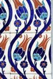 Orientalische Fliesen Stockbild