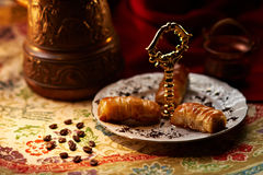 Orientalische Freuden Stockbild