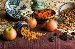 Orientalische Frucht lizenzfreies stockbild