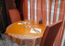 Orientalische Gaststätte. Lizenzfreies Stockbild