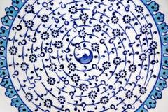Orientalische Handfarbe Stockfotografie