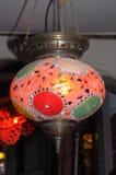 Orientalische Lampe Stockfotografie