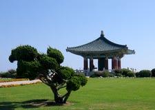 Orientalische Landschaft Stockfotografie