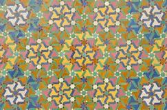 Orientalische Mosaikdekoration Lizenzfreie Stockfotografie