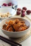 Orientalische Nahrung stockfotos