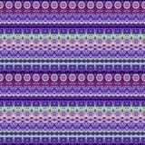 Orientalische nahtlose Musterdamast-Arabeskenelemente masern zurück Lizenzfreie Stockbilder