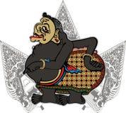 Orientalische Symbolauslegung Lizenzfreies Stockfoto
