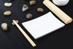 Orientalische Tabellen-Einrichtung Lizenzfreie Stockbilder