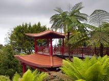 Orientalischer Garten Lizenzfreie Stockfotografie