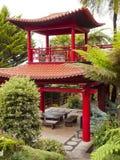 Orientalischer Garten Lizenzfreies Stockbild