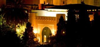 Orientalischer Gebäude-Eingang Lizenzfreie Stockfotografie