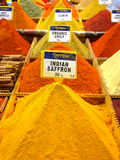 Orientalischer Gewürzmarkt Lizenzfreie Stockfotos