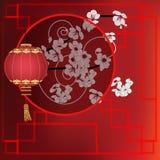 Orientalischer Hintergrund Lizenzfreie Stockfotos