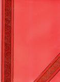 Orientalischer orange Streifen. Lizenzfreies Stockbild
