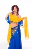 Orientalischer Tänzer lizenzfreie stockfotos