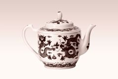 Orientalischer Tee lizenzfreies stockbild