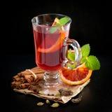 Orientalischer Tee Lizenzfreies Stockfoto