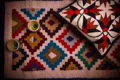 Orientalischer Teppich Lizenzfreie Stockbilder