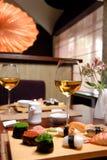 Orientalisches Abendessen Lizenzfreie Stockfotografie