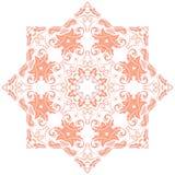 Orientalisches abstraktes Vektor-Muster Lizenzfreies Stockbild