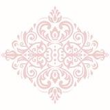 Orientalisches abstraktes Vektor-Muster Stockbild