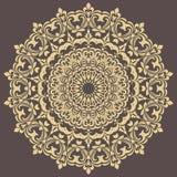Orientalisches abstraktes Vektor-Muster Lizenzfreie Stockfotografie