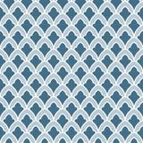 Orientalisches arabisches geometrisches dekoratives Muster stock abbildung
