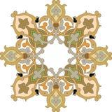 Orientalisches Gestaltungselement Stockbilder